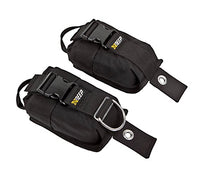 XDeep XL Weight Pockets - 6KG Each (Pair)