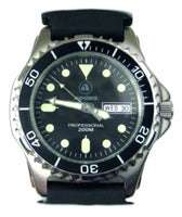 Apeks Professional Scuba Diving Watch (Male) in Presentation Case