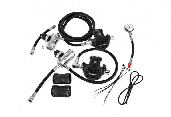 Apeks Sidemount Regulator Set