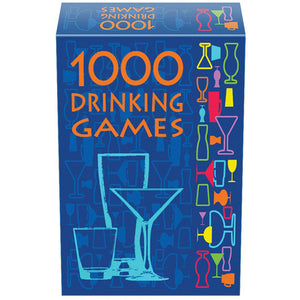 1000 Drinking Games - His & Hers