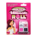 Bride-to-Be Ultimate Roll Dice