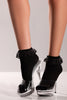 Ankle Socks - One  Size- Black