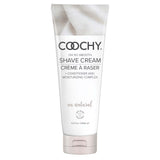 Coochy Shave Cream - Au Natural - 7.2 Oz