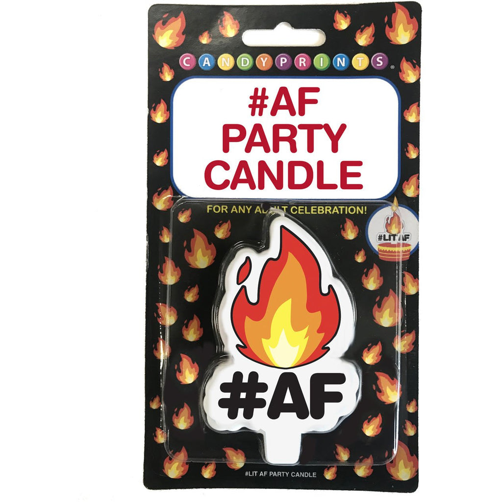 Hot Af Party Candle