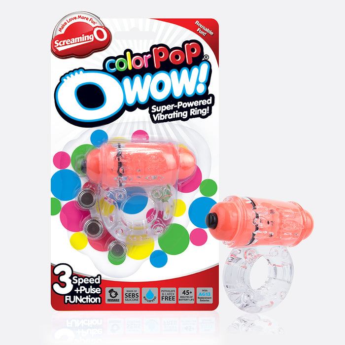 Colorpop O Wow - Orange - Each