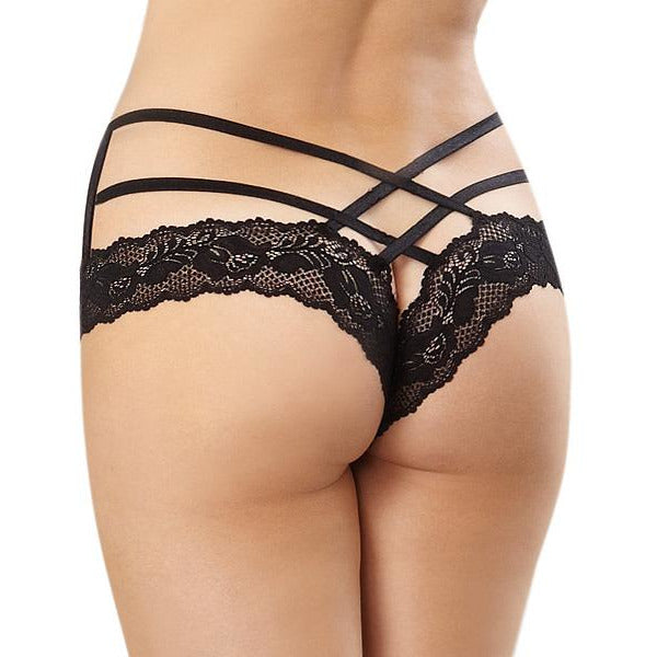 Panty - Medium- Large - Black
