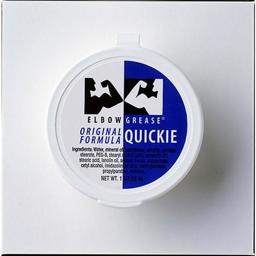 Elbow Grease Original Cream Quickie - 1 Oz.