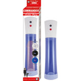 Commander Electric Pump - Blue