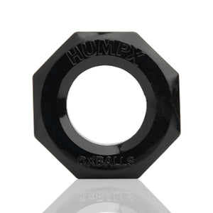 Humpx Super-Stretch Cockring - Black