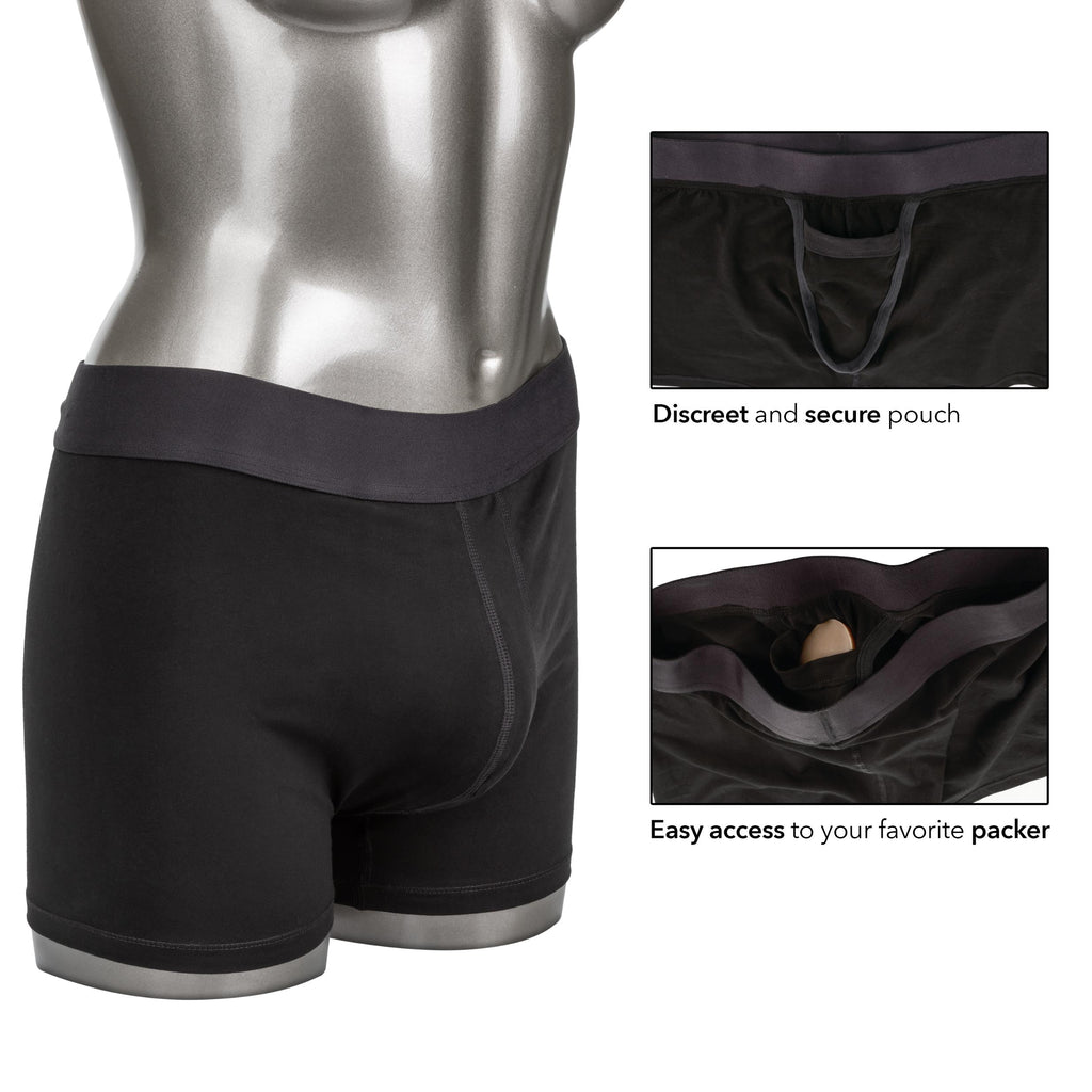 Packer Gear Boxer Brief With Packing Pouch M-l
