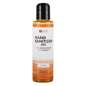 Concept Naturals Hand Sanitizer Gel - Citrus - 4.2 Fl. Oz.