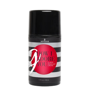 G How I Adore You G-Spot Stimulation Cream - 1.7 Fl. Oz.