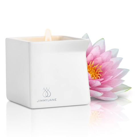Afterglow Natural Massage Candle by Jimmyjane