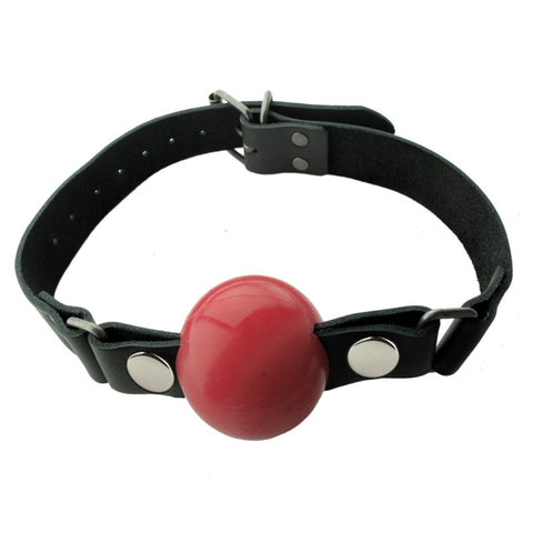 Nickel Free Ball Gag by Spartacus
