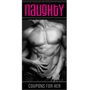 Naughty Coupons For Her - His & Hers