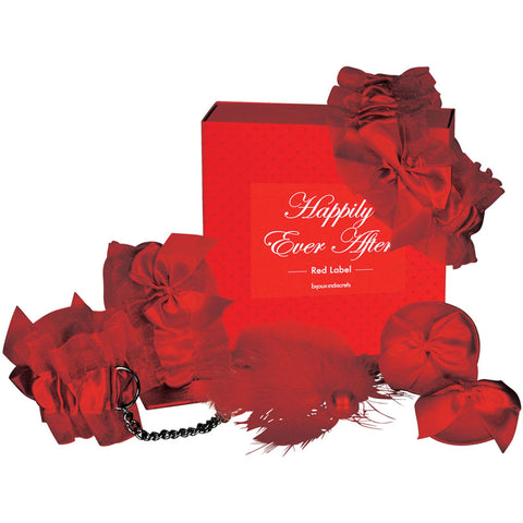 Happily Ever After Gift Set Red Label
