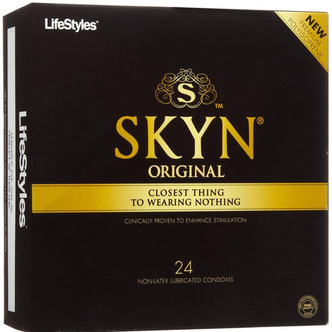 Skyn 24 Pack by Lifestyles