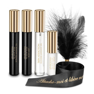 Aphrodisia Wanderlust Kit by Bijoux Indiscrets - His & Hers