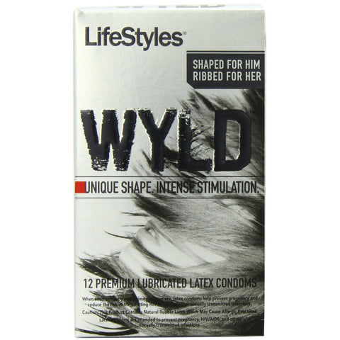 Wyld 12 Pack by Lifestyles