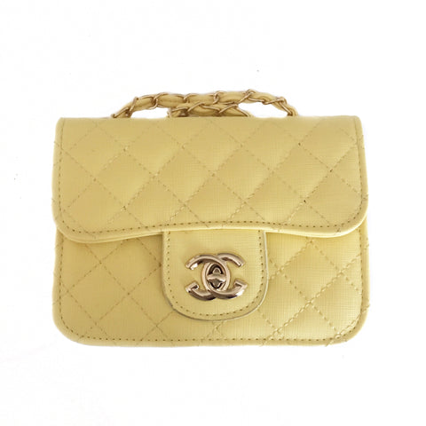 CC Bag Yellow