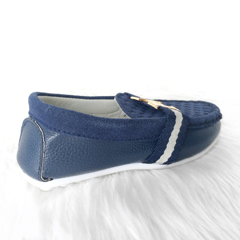 Maxim Shoes Blue