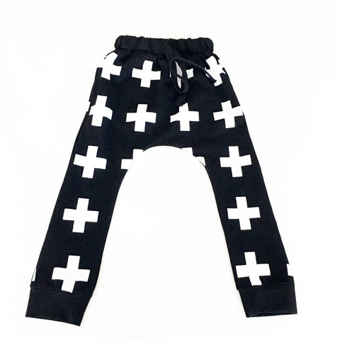 Harem Pants - Crossy Night