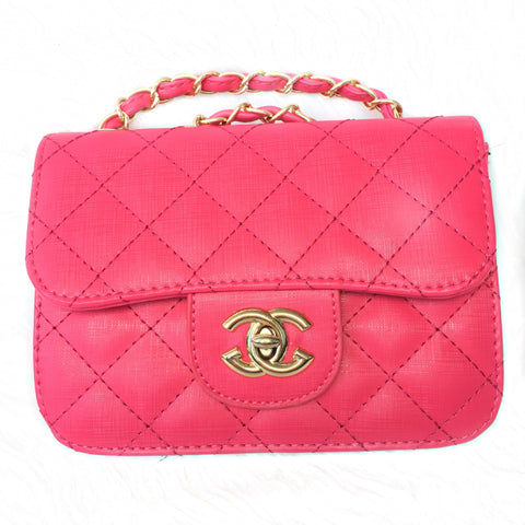 CC Bag Rose Red
