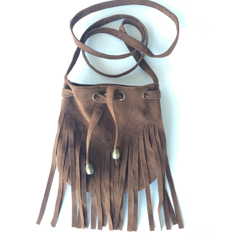 Boho Brown Bag