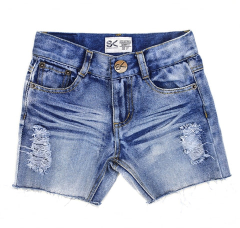 Denim Boys Shorts
