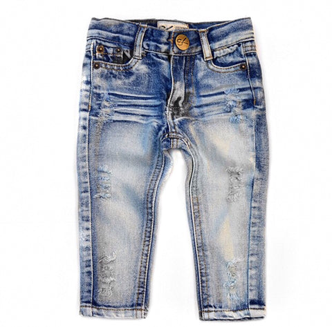 Denim Light Wash Jeans