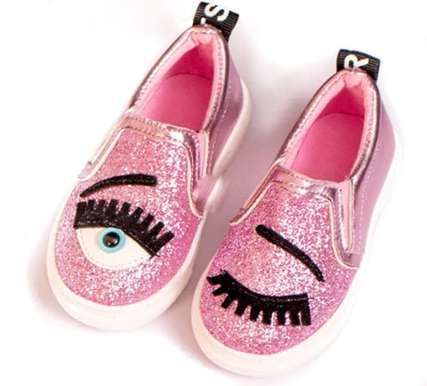 WINK SHOES PINK
