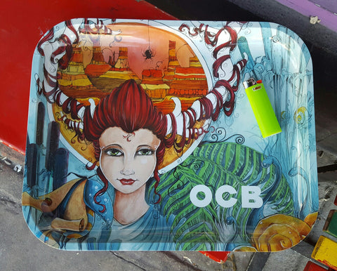 Large OCB Tray