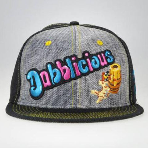 Grassroots California Dabblicious Fitted