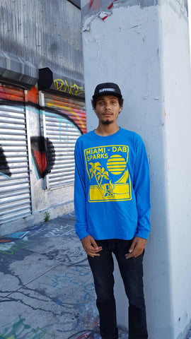 Miami-Dab County Sparks Long Sleeved Shirt