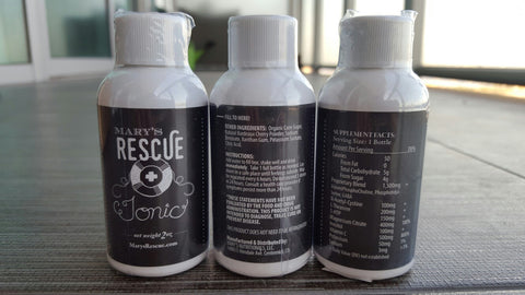 Mary's Nutritionals Rescue Tonic