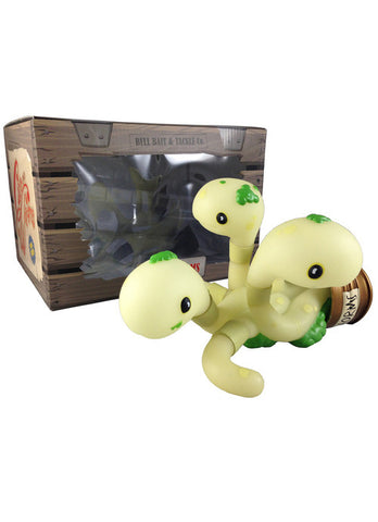 BIC Can of Worms Vinyl Figure