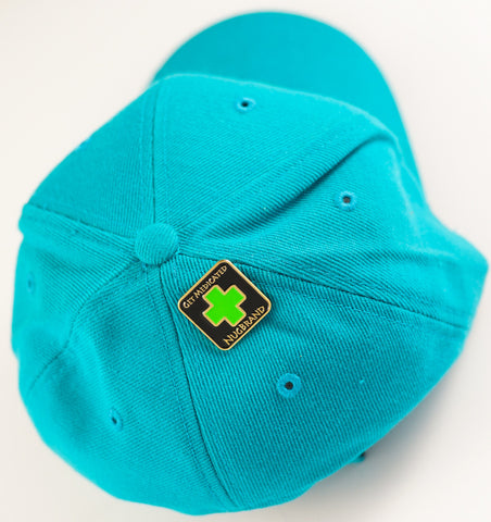 Nugbrand Get Medicated Hat Pin