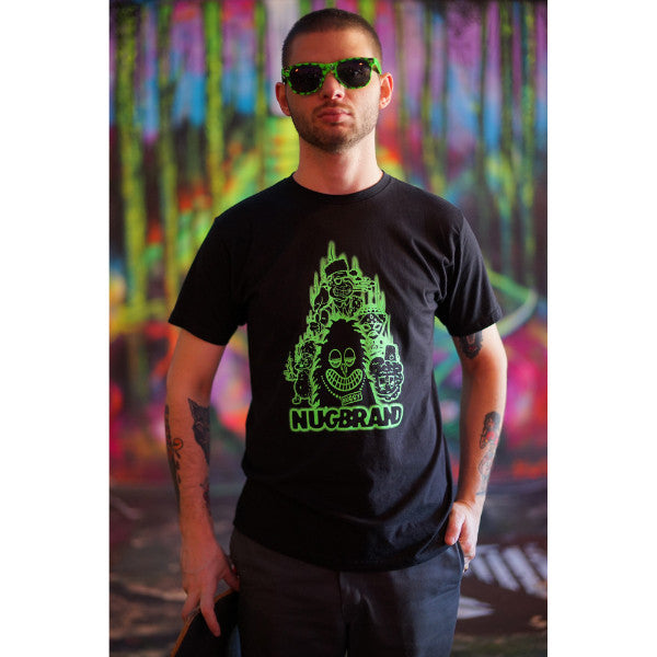 Nugbrand Neon Nuggy T-Shirt