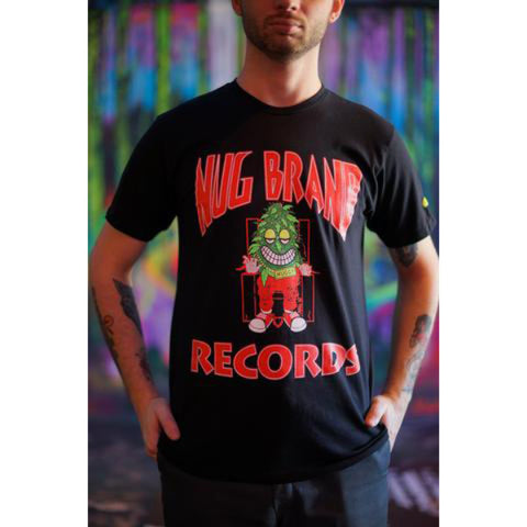 Nugbrand Records Deathrow T-Shirt