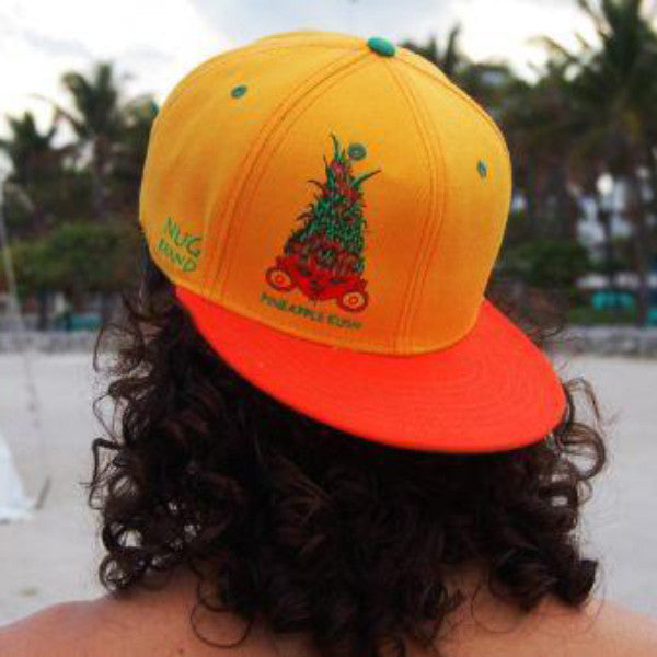 Grassroots California Nugbrand Pineapple Kush Fitted