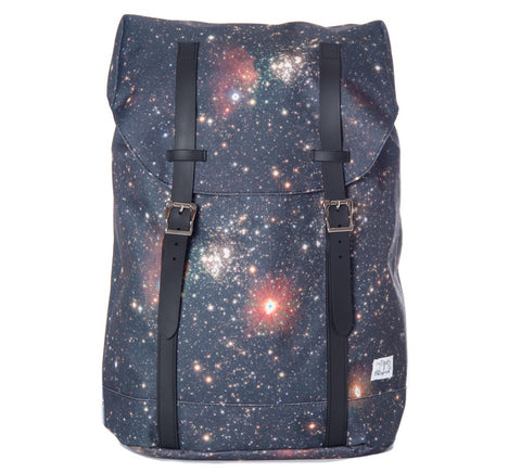 Spiral Galaxy Mercury Hampton Backpack