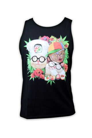 Hipster Cats Tank