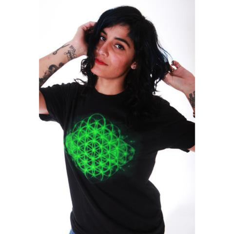 Nugbrand Flower of Life T-Shirt