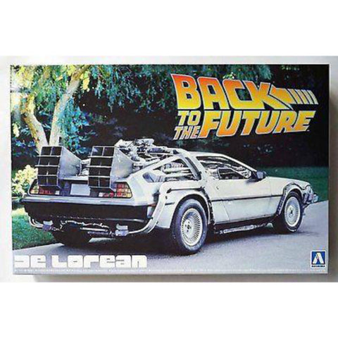 De Lorean Scale Model Kit