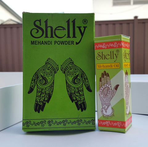 Shelly Mehandi Powder