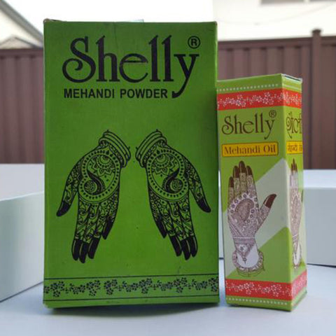 Shelly Mehandi Oil