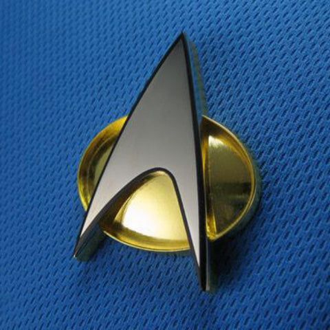 Star Trek Communications Badge