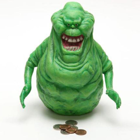Ghostbusters Slimer Bank Collectible