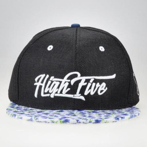 Grassroots California High Five Floral Snapback