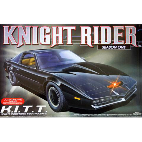 Knight Rider Scale Model Kit
